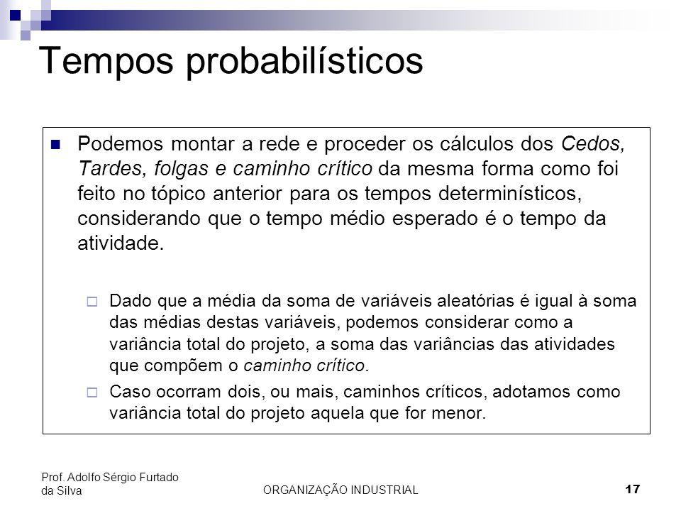 Tempos probabilísticos
