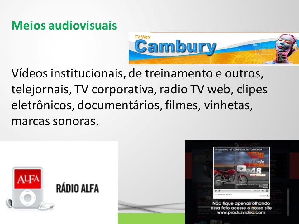 Meios audiovisuais