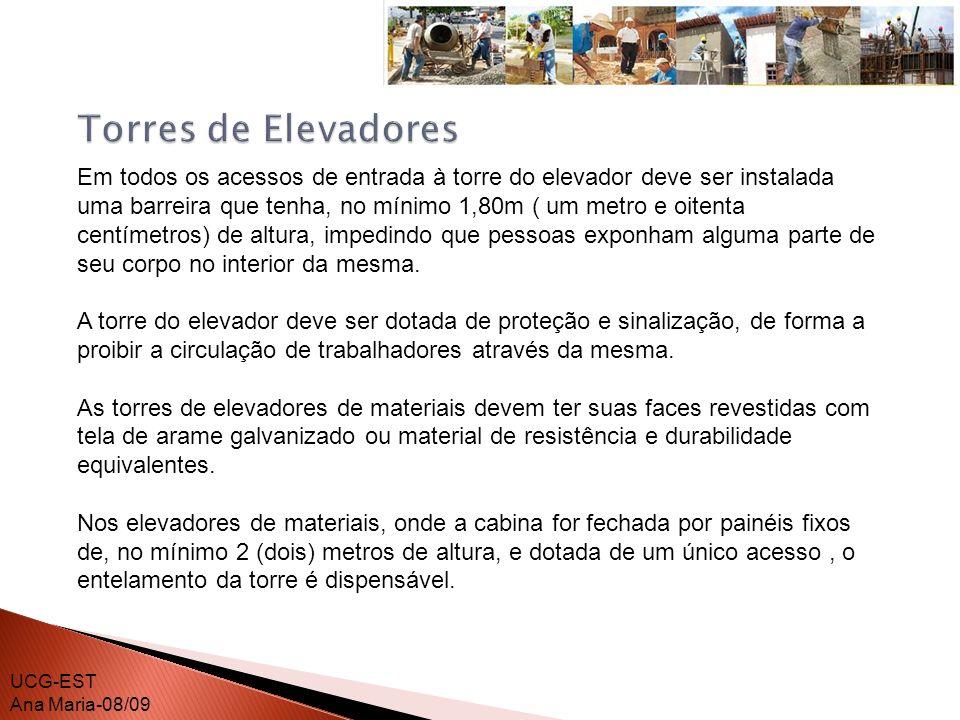 Torres de Elevadores