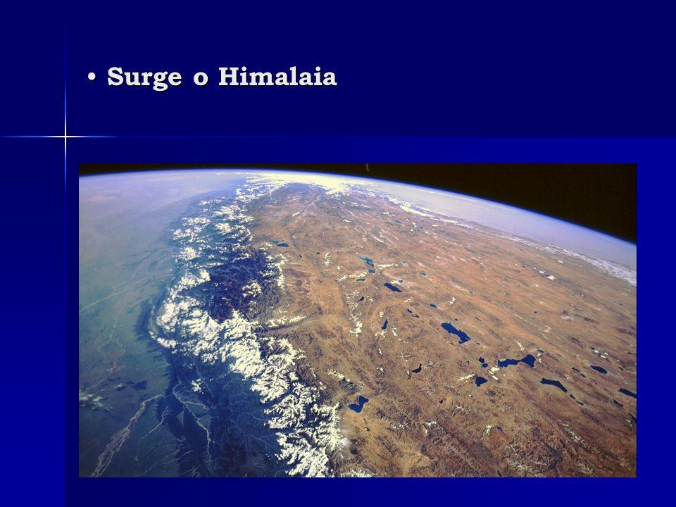 Surge o Himalaia