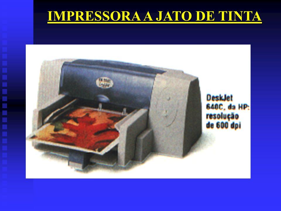 IMPRESSORA A JATO DE TINTA