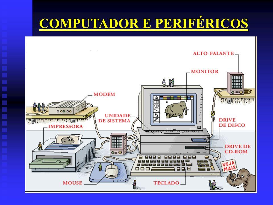 COMPUTADOR E PERIFÉRICOS