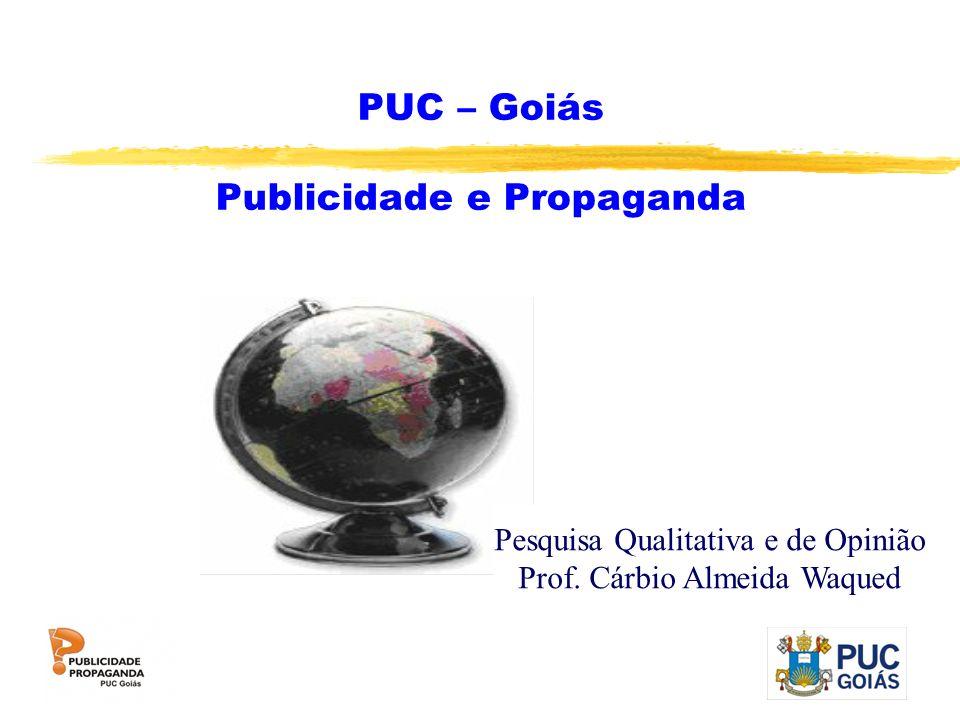 PUC – Goiás Publicidade e Propaganda