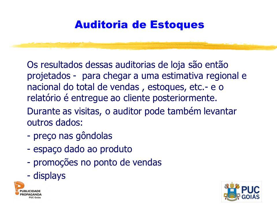 Auditoria de Estoques