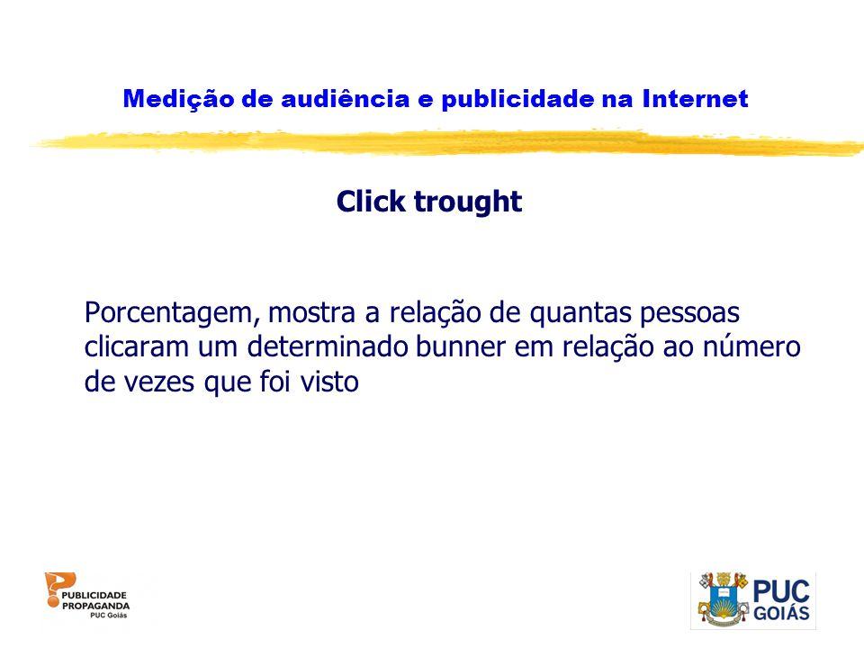 Medição de audiência e publicidade na Internet