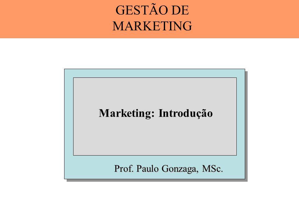 Marketing: Introdução