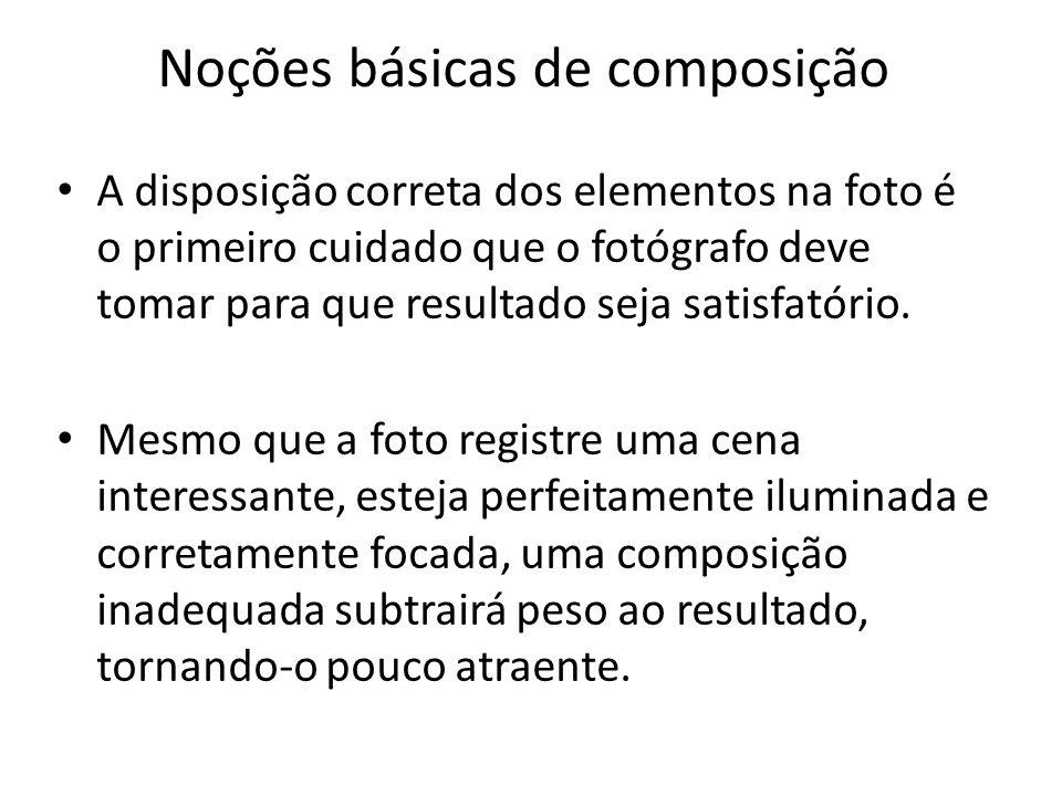 Noções básicas de composição