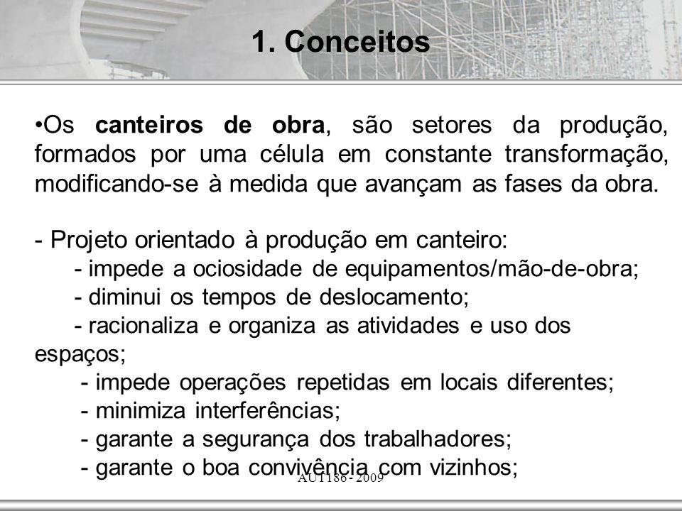 1. Conceitos