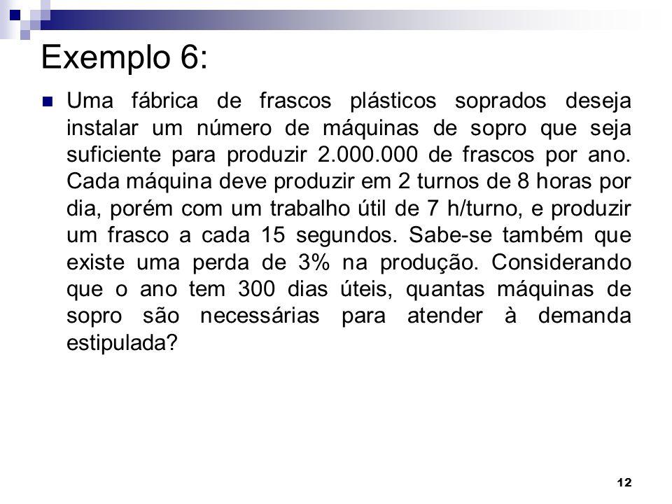 Exemplo 6: