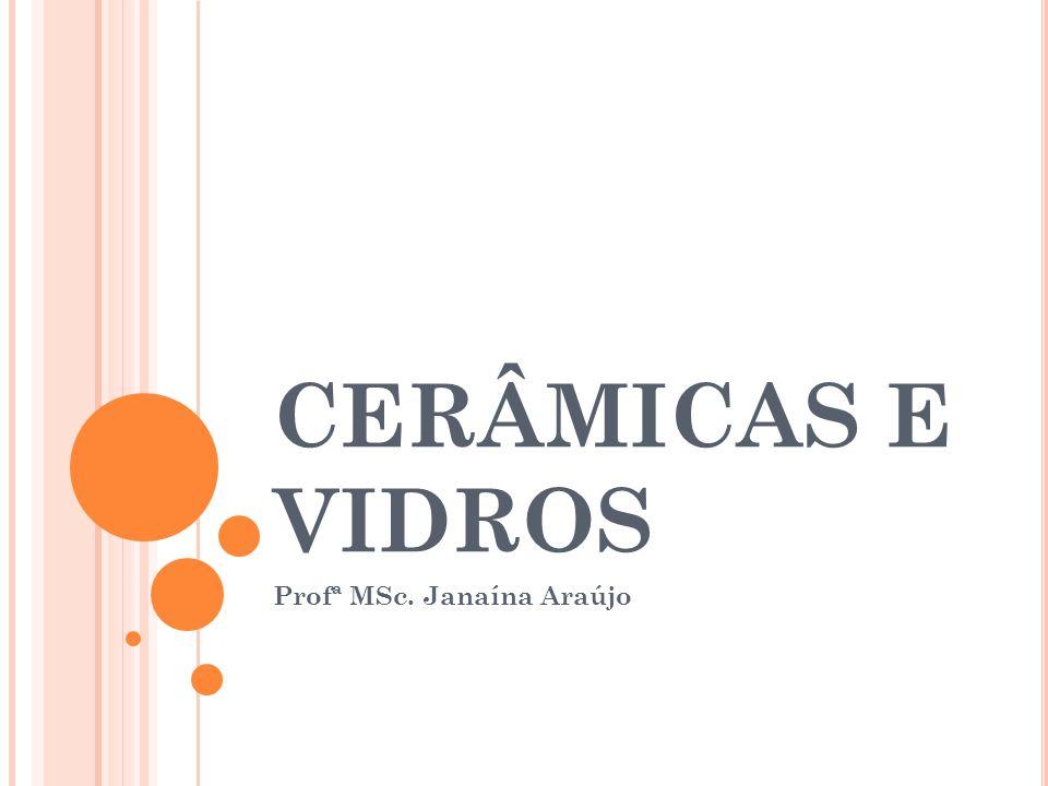 Profª MSc. Janaína Araújo