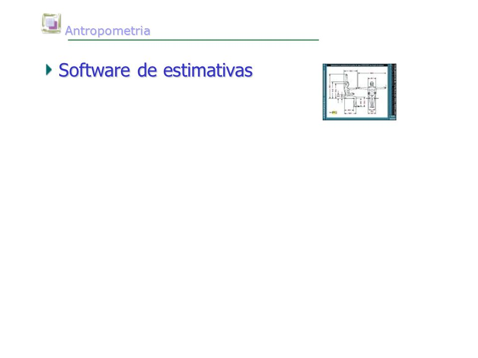 Software de estimativas