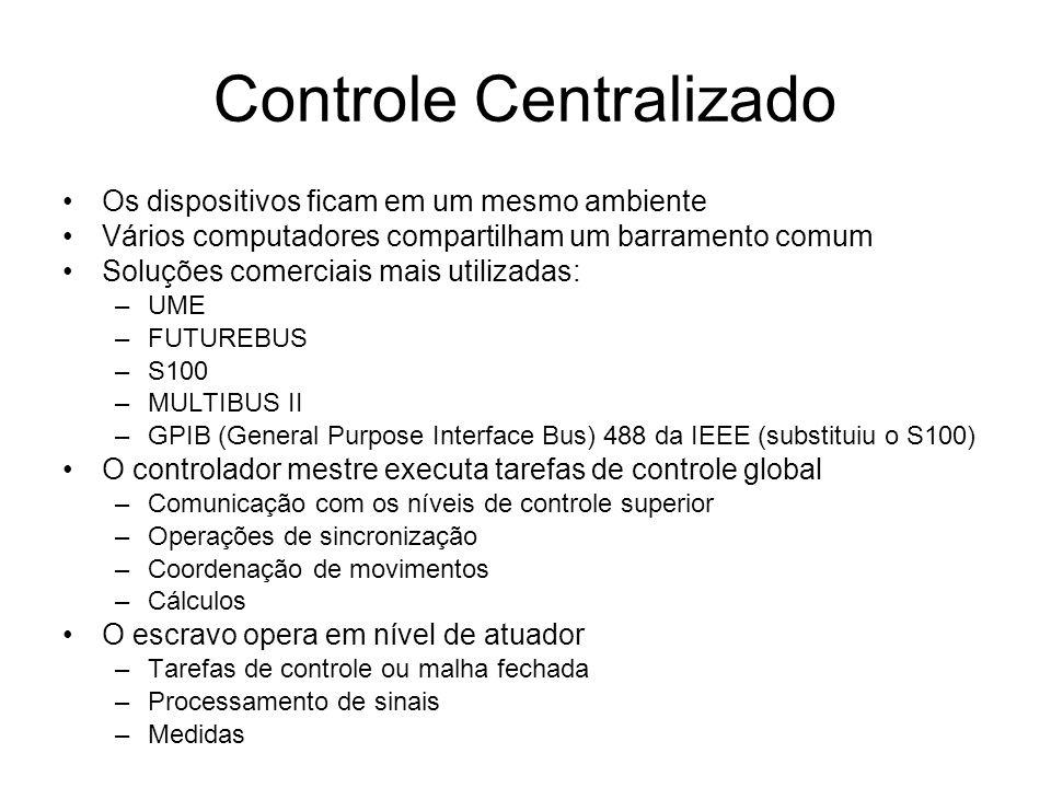 Controle Centralizado