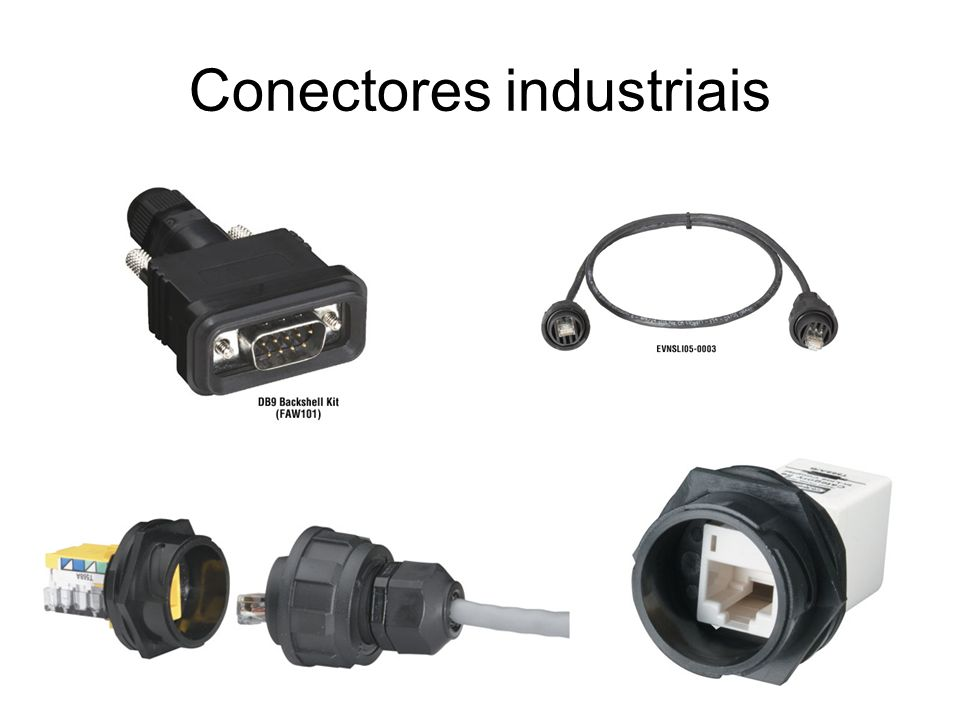 Conectores industriais