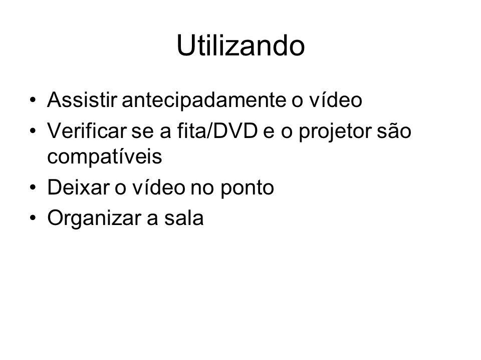 Utilizando Assistir antecipadamente o vídeo