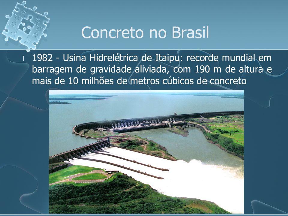 Concreto no Brasil