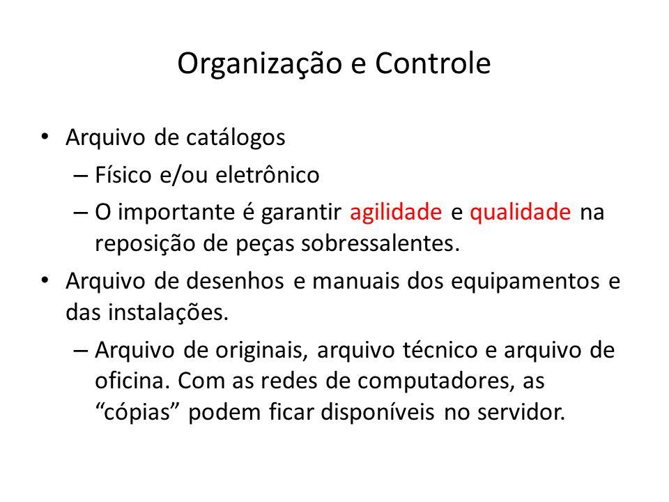 Organização e Controle