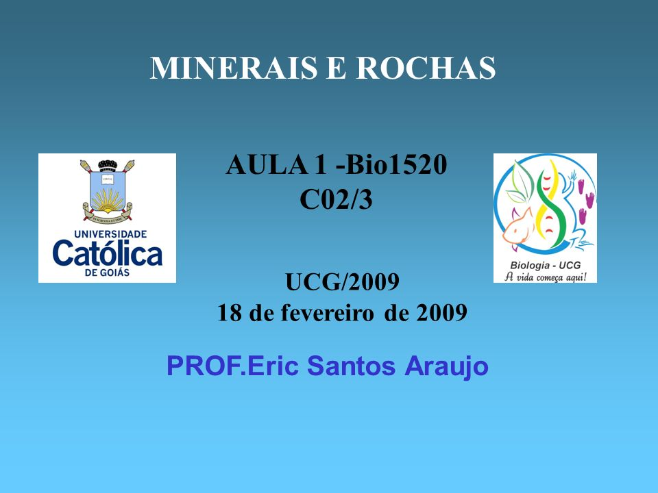 PROF.Eric Santos Araujo