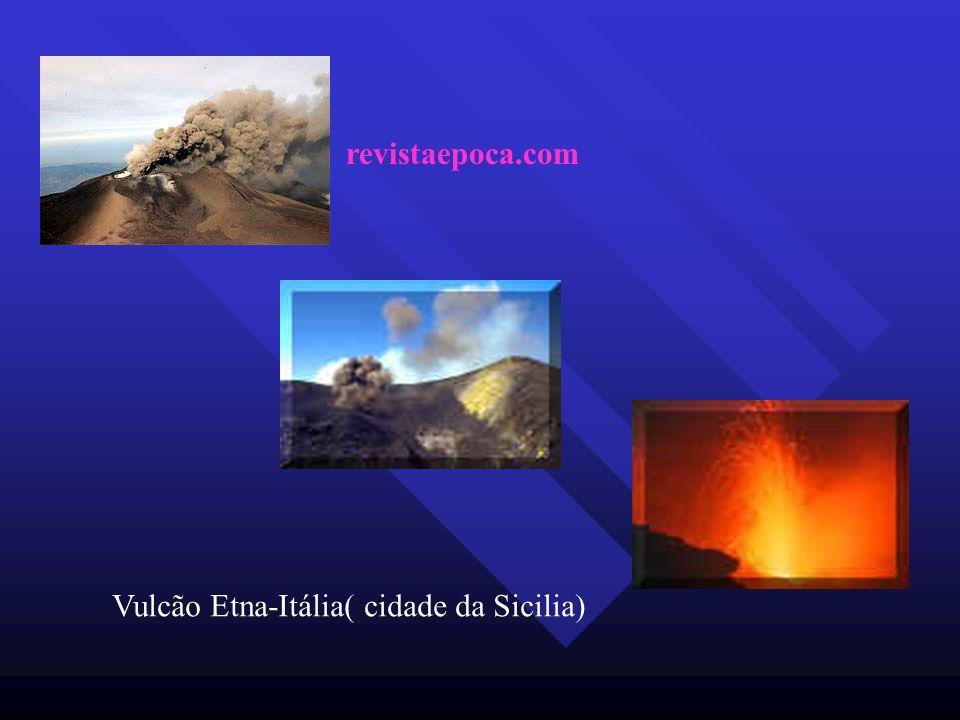 revistaepoca.com Vulcão Etna-Itália( cidade da Sicilia)