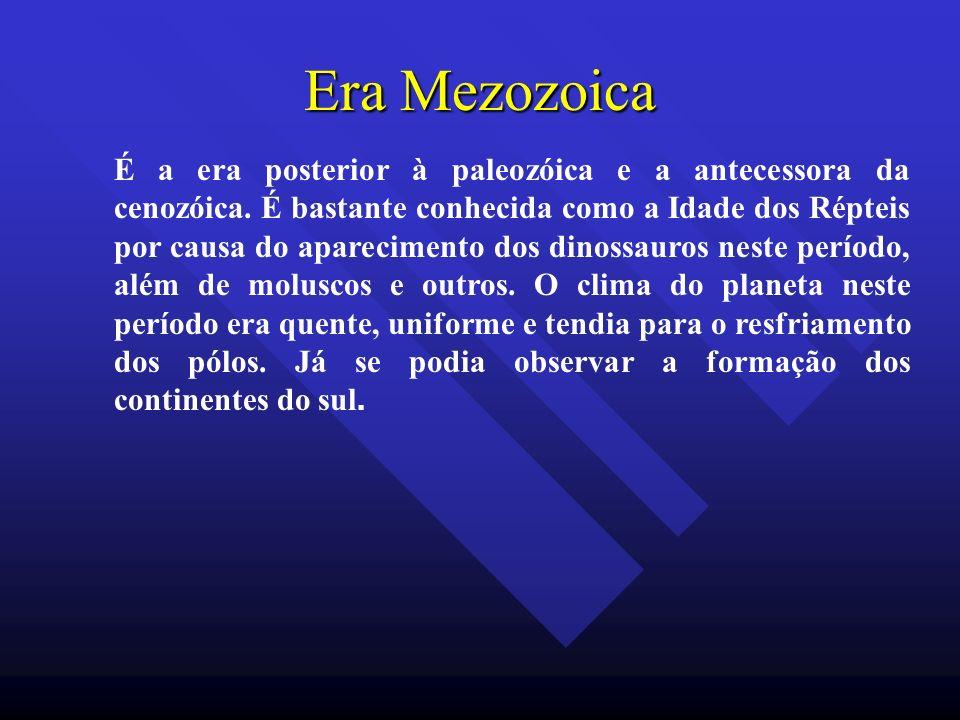 Era Mezozoica