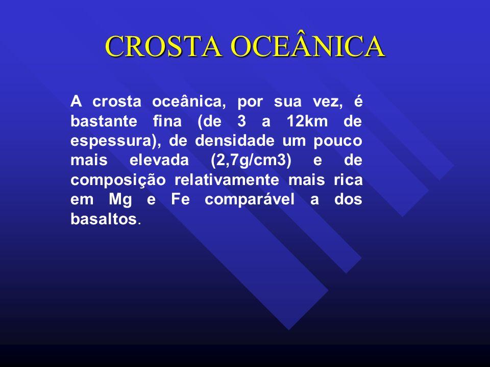 CROSTA OCEÂNICA