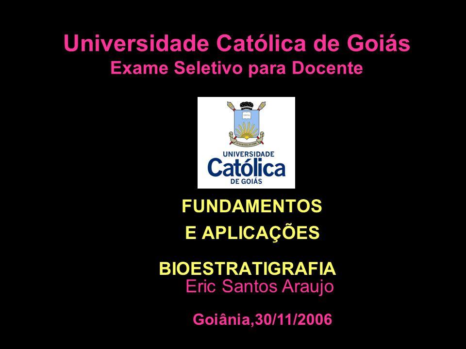 Universidade Católica de Goiás Exame Seletivo para Docente