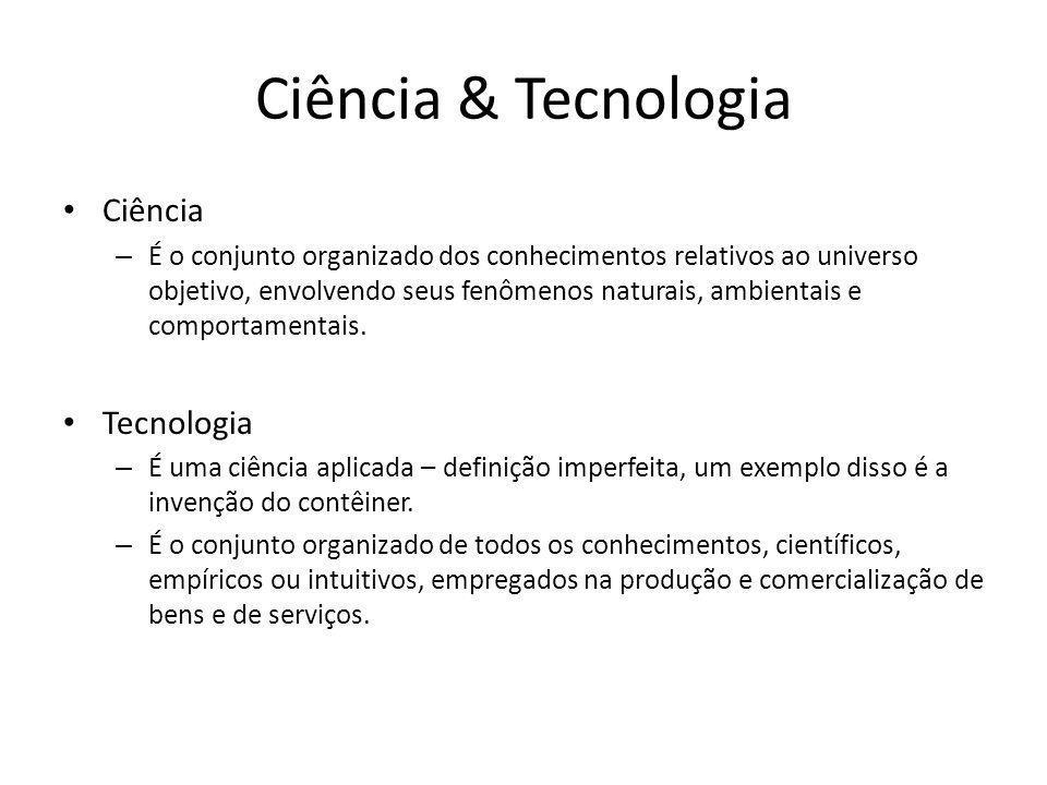 Ciência & Tecnologia Ciência Tecnologia