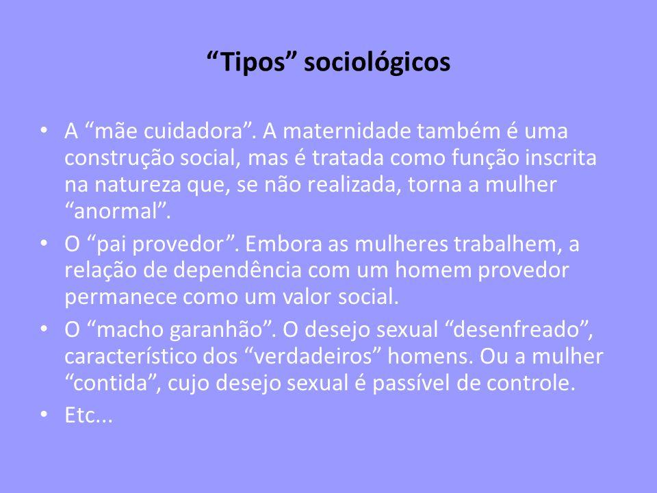 Tipos sociológicos