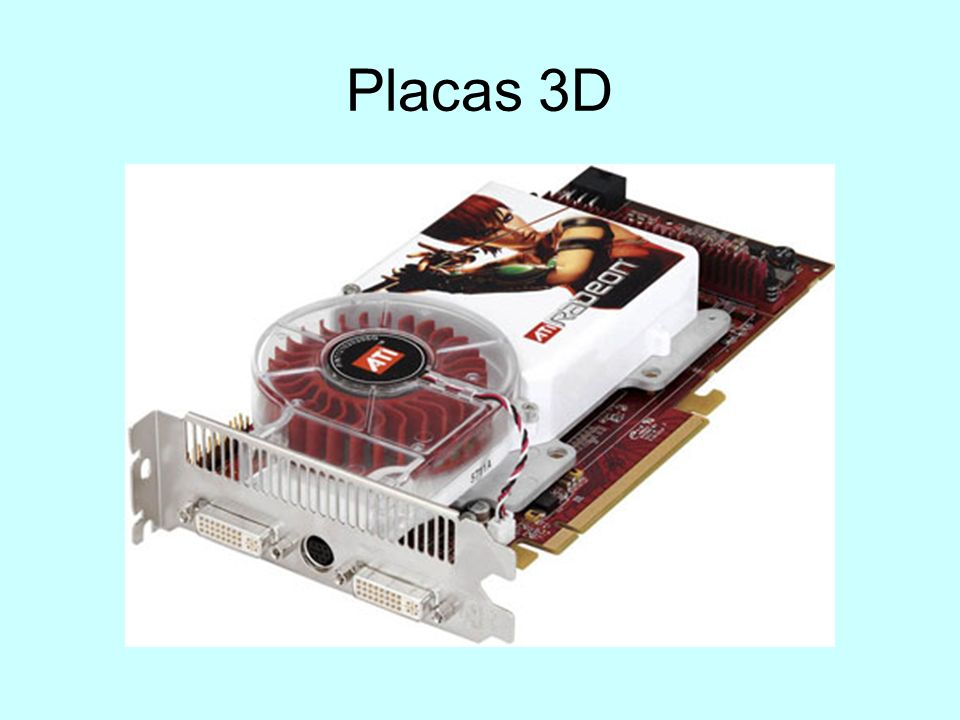 Placas 3D