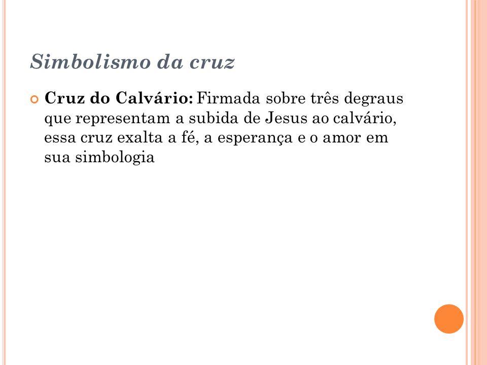 Simbolismo da cruz