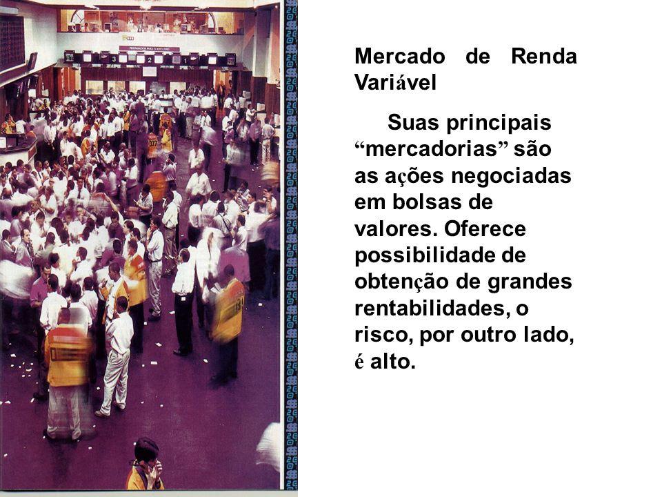 Mercado de Renda Variável