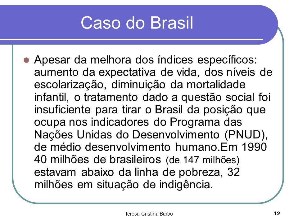 Caso do Brasil