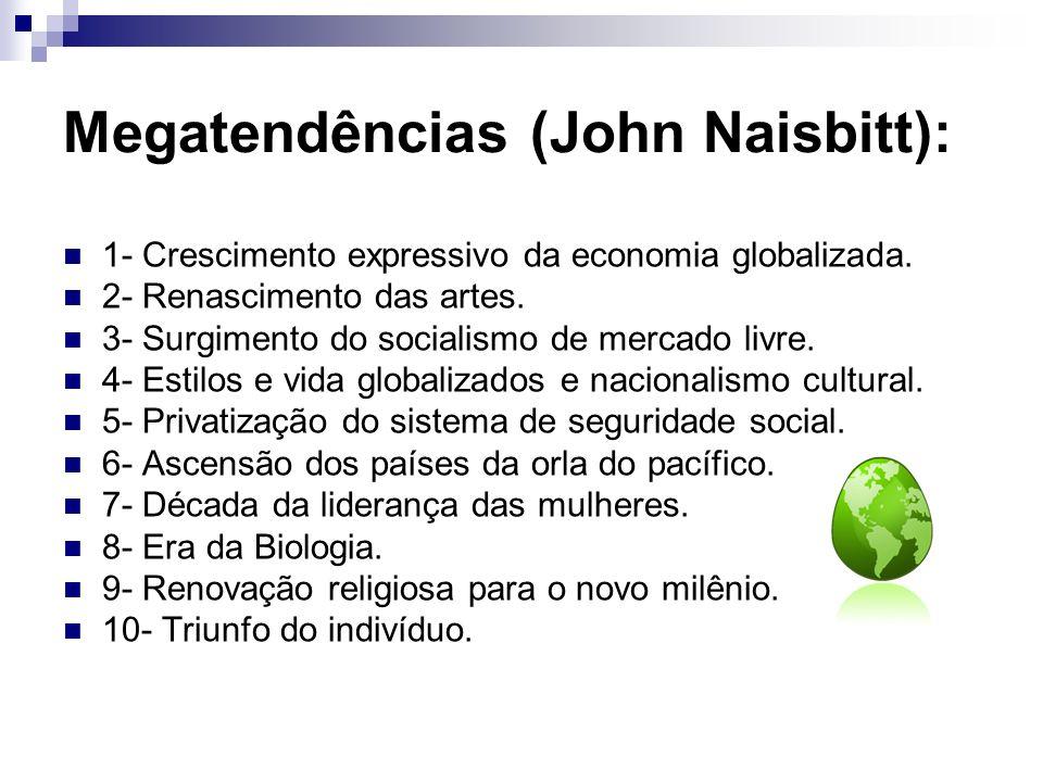 Megatendências (John Naisbitt):