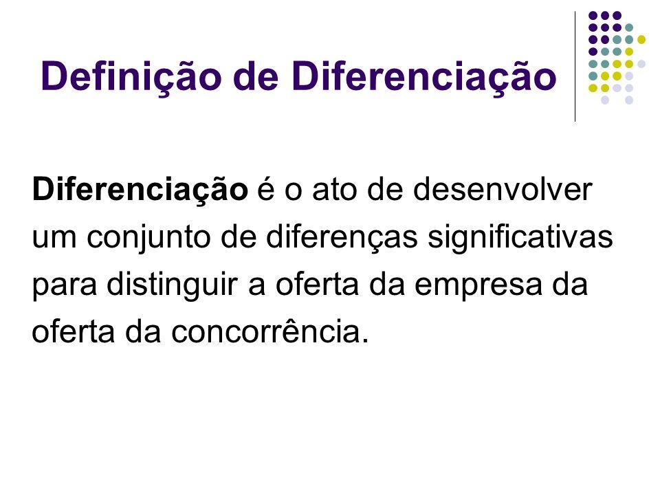 Definição de Diferenciação