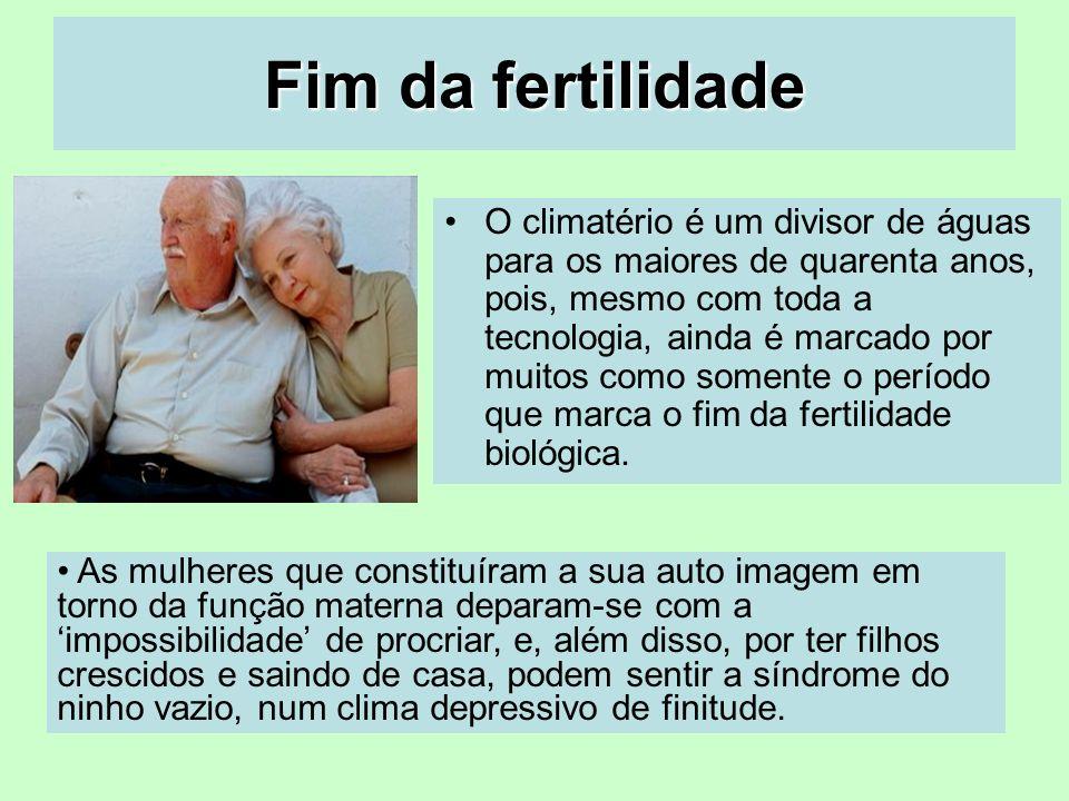Fim da fertilidade