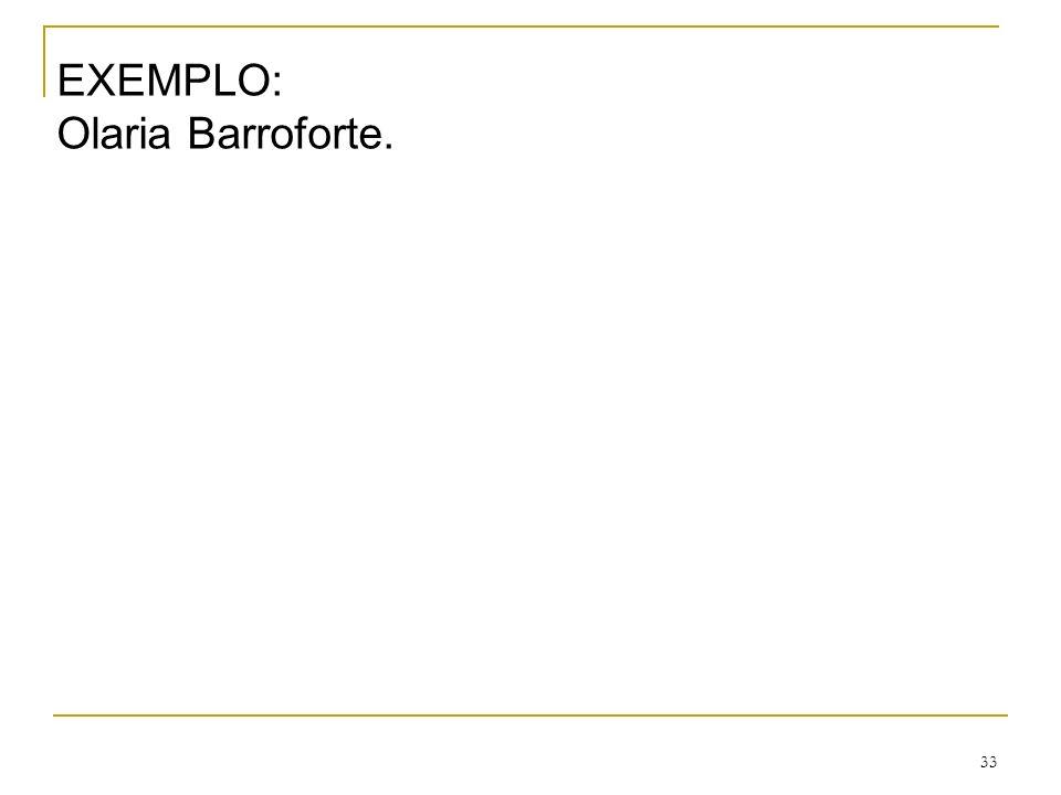 EXEMPLO: Olaria Barroforte.