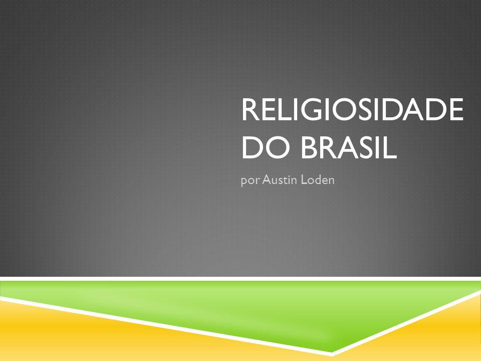 Religiosidade do brasil