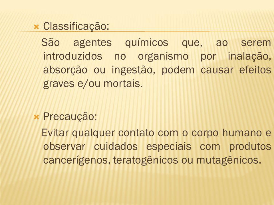 Classificação: