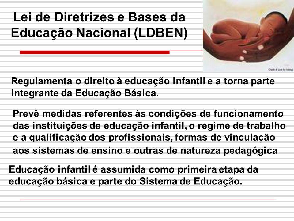 Lei de Diretrizes e Bases da Educação Nacional (LDBEN)