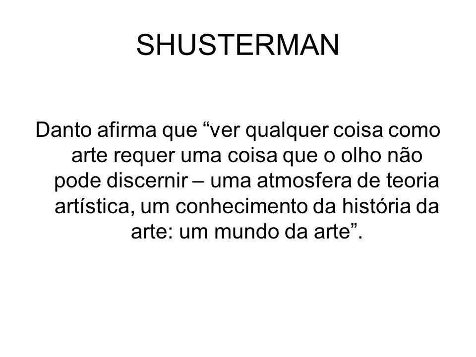 SHUSTERMAN