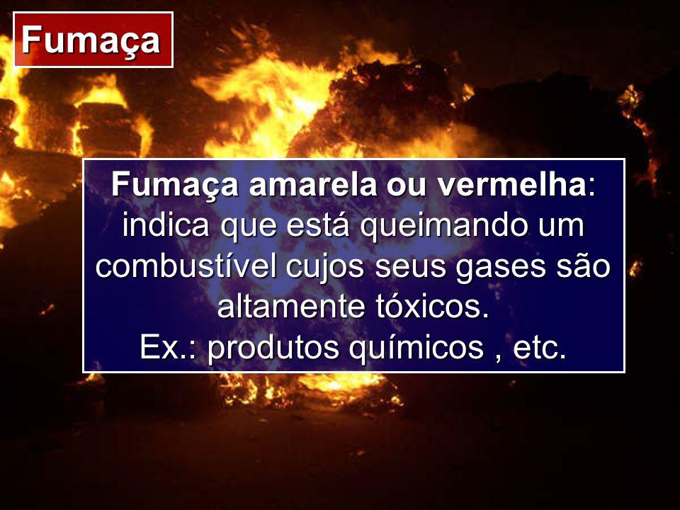 Ex.: produtos químicos , etc.