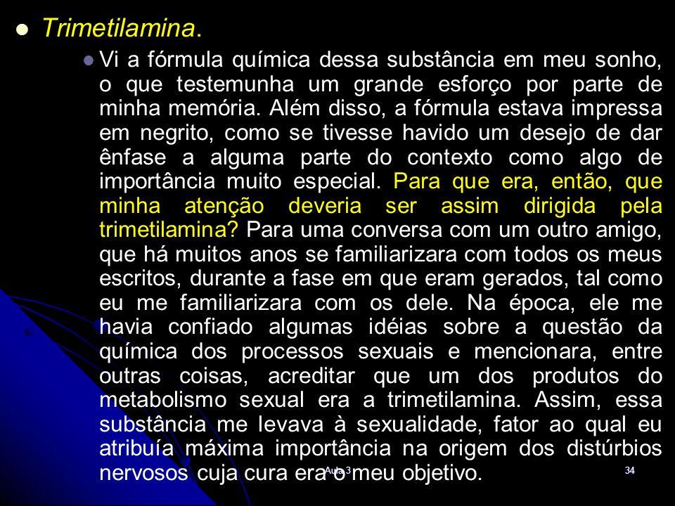 Trimetilamina.