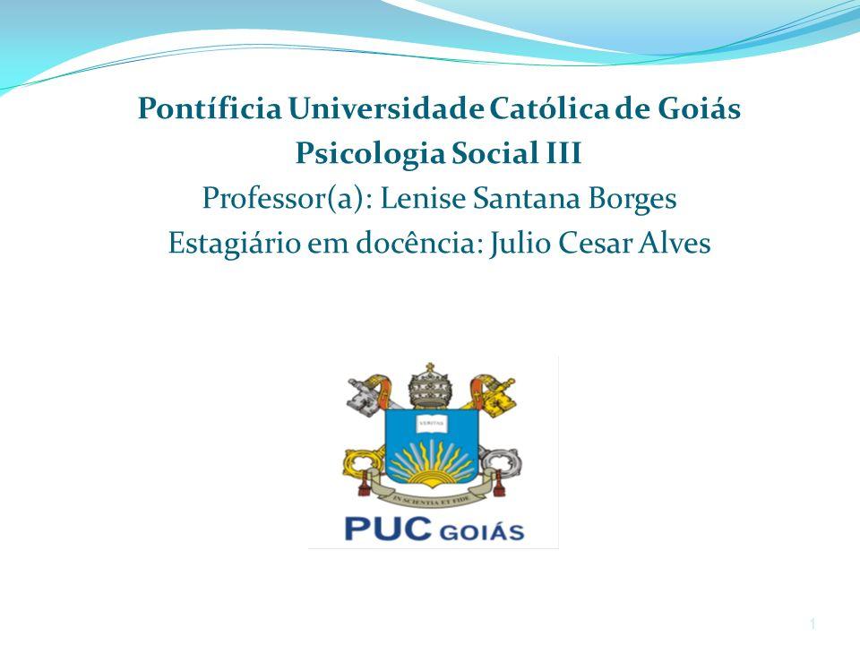 Pontíficia Universidade Católica de Goiás