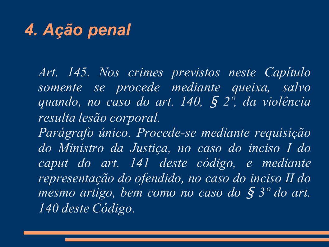 4. Ação penal