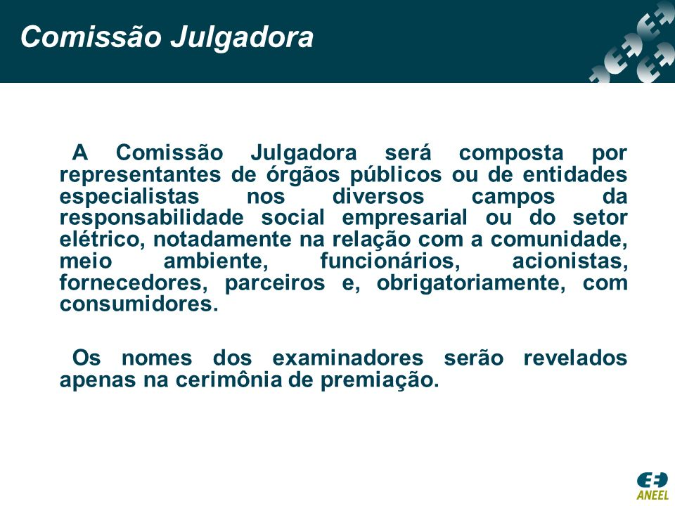 Comissão Julgadora