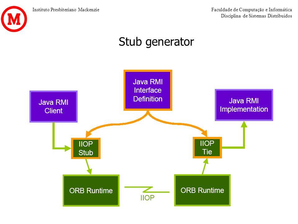 Stub generator