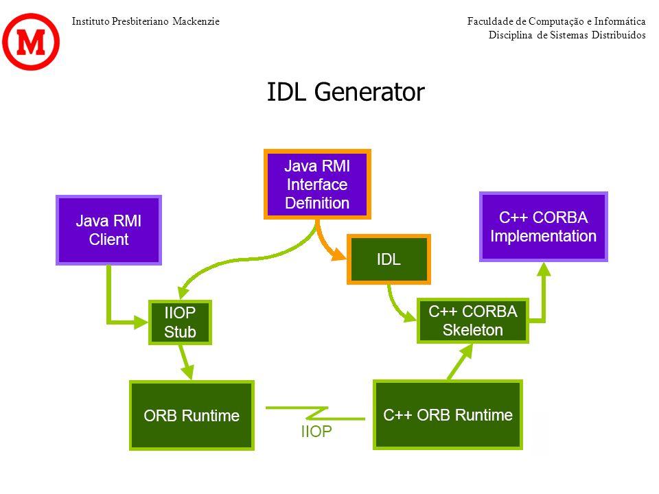 IDL Generator