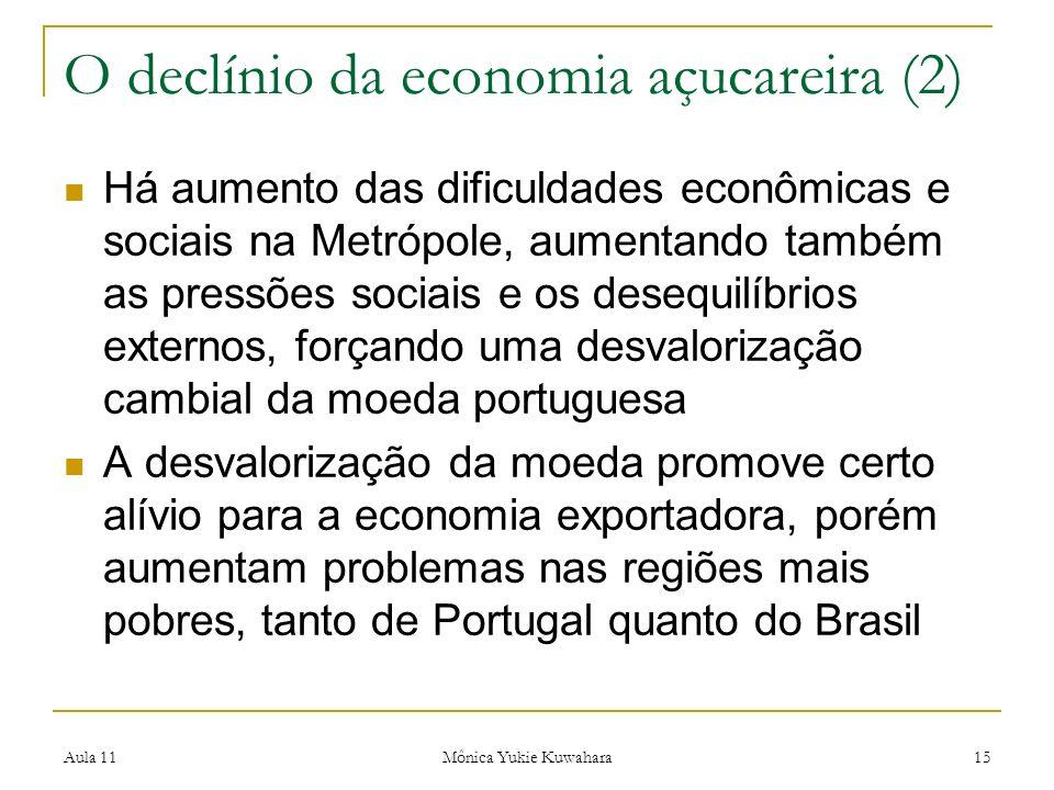 O declínio da economia açucareira (2)