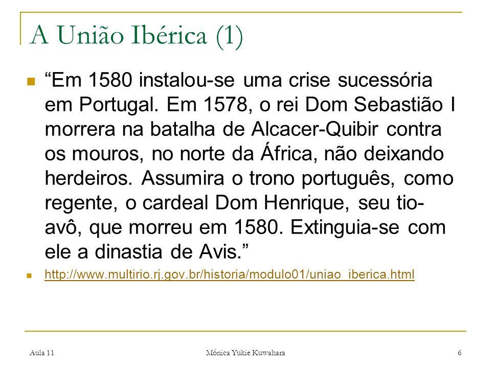 A União Ibérica (1)