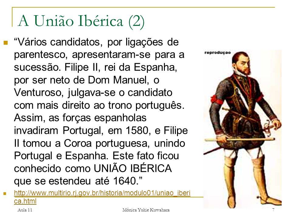 A União Ibérica (2)