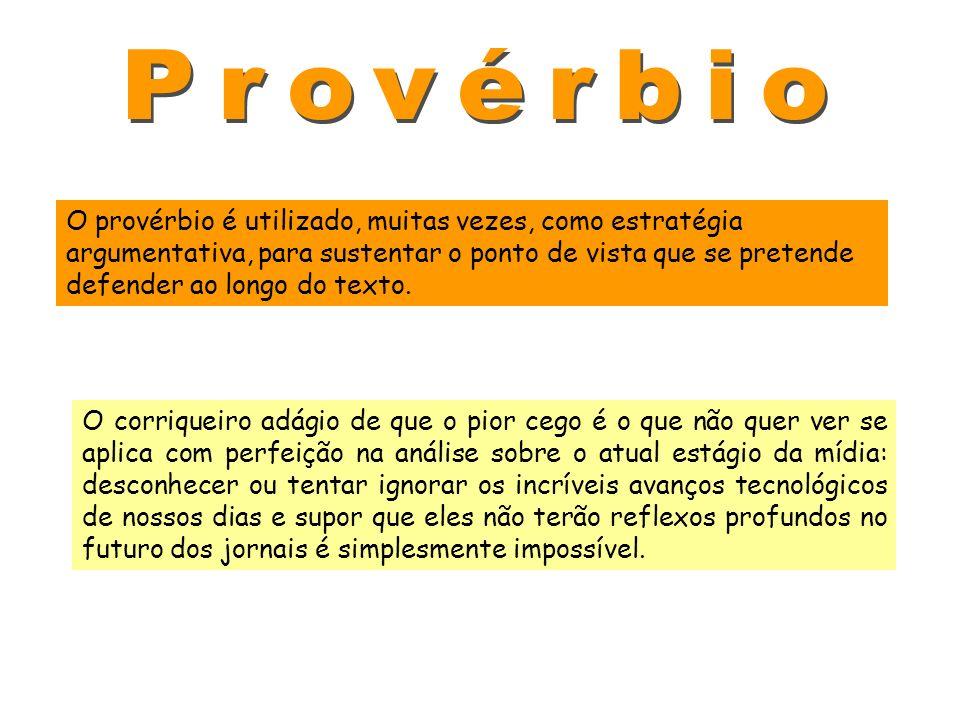 Provérbio